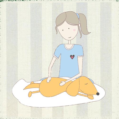 Massoterapia canina AnimaTherapy