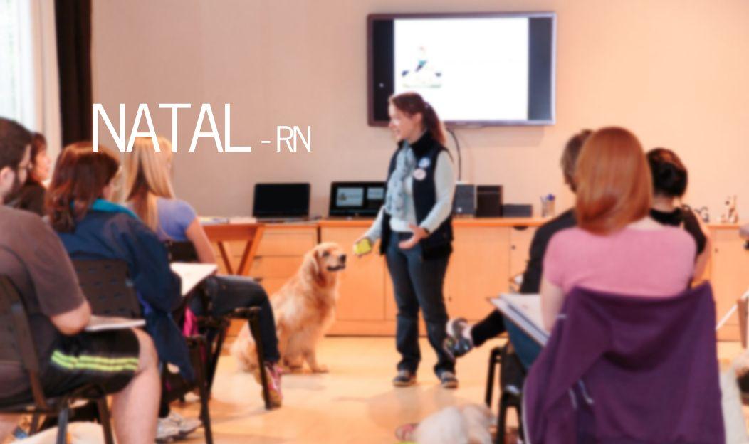 INSCRIÇÕES ENCERRADAS! | 14/5: Workshop em NATAL para profissionais do setor pet
