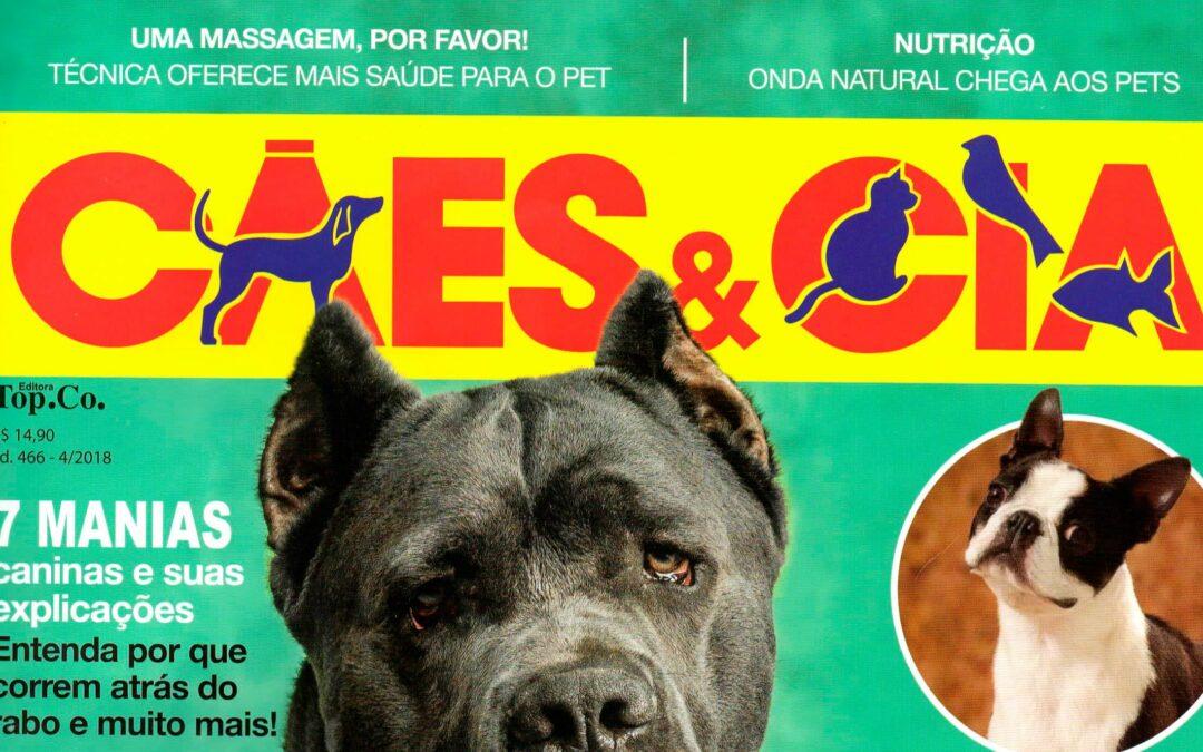 Uma massagem, por favor! | Revista Cães & Cia