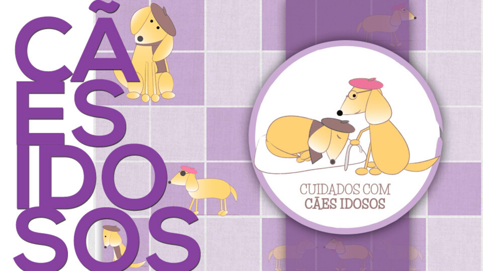 Curso Online de Cuidados com Cães Idosos